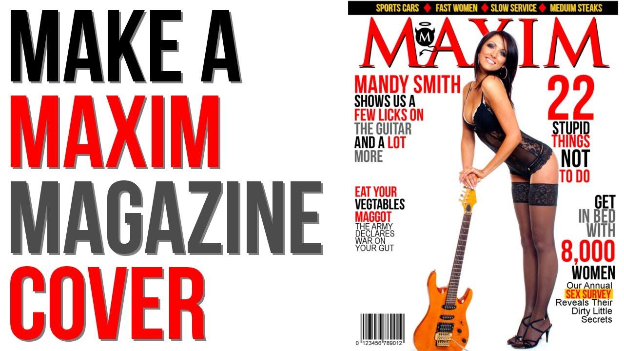 an analysis of the maxim magazine advertisements