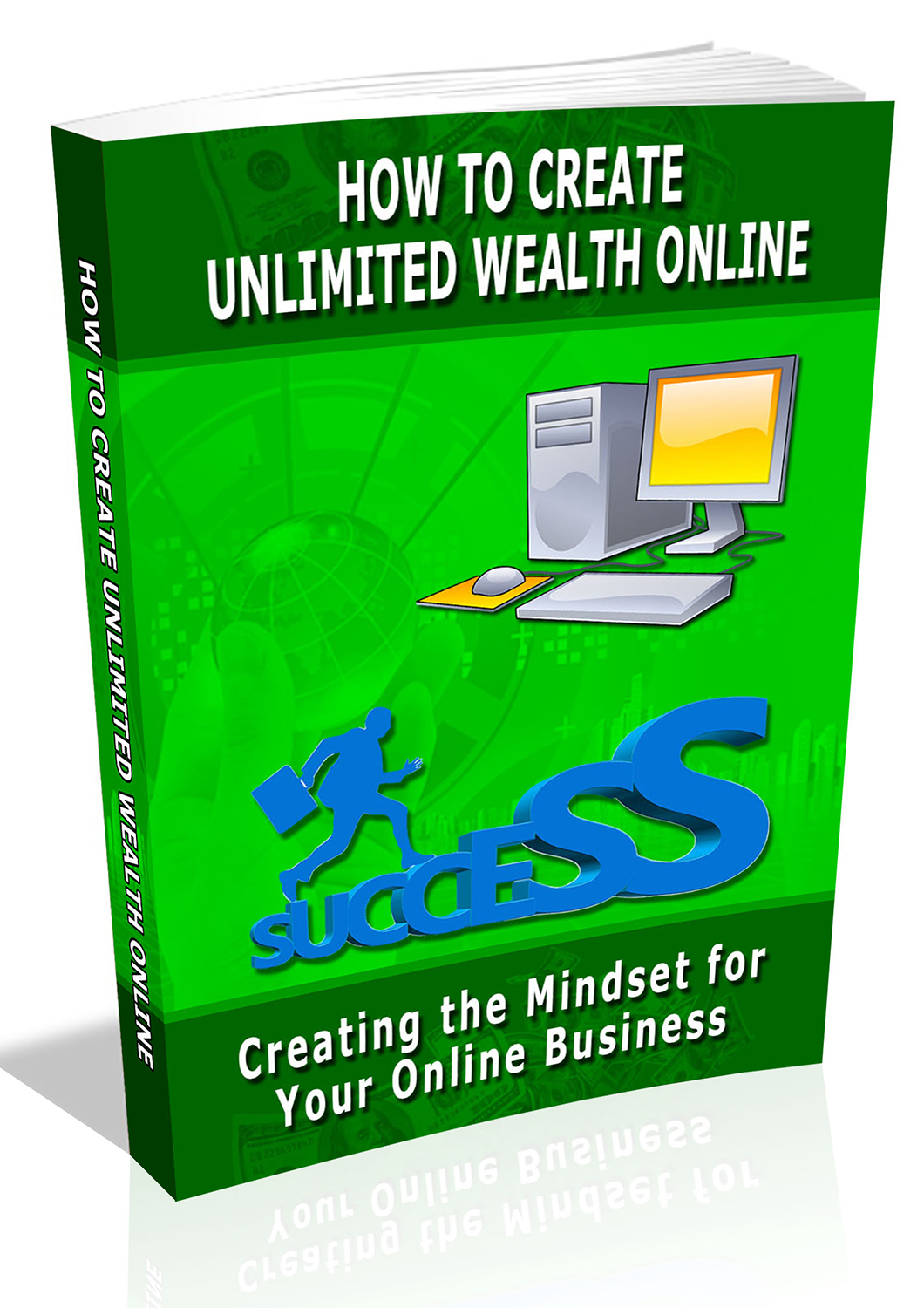 I Can Help You Create Your EBook Cover Page Design
